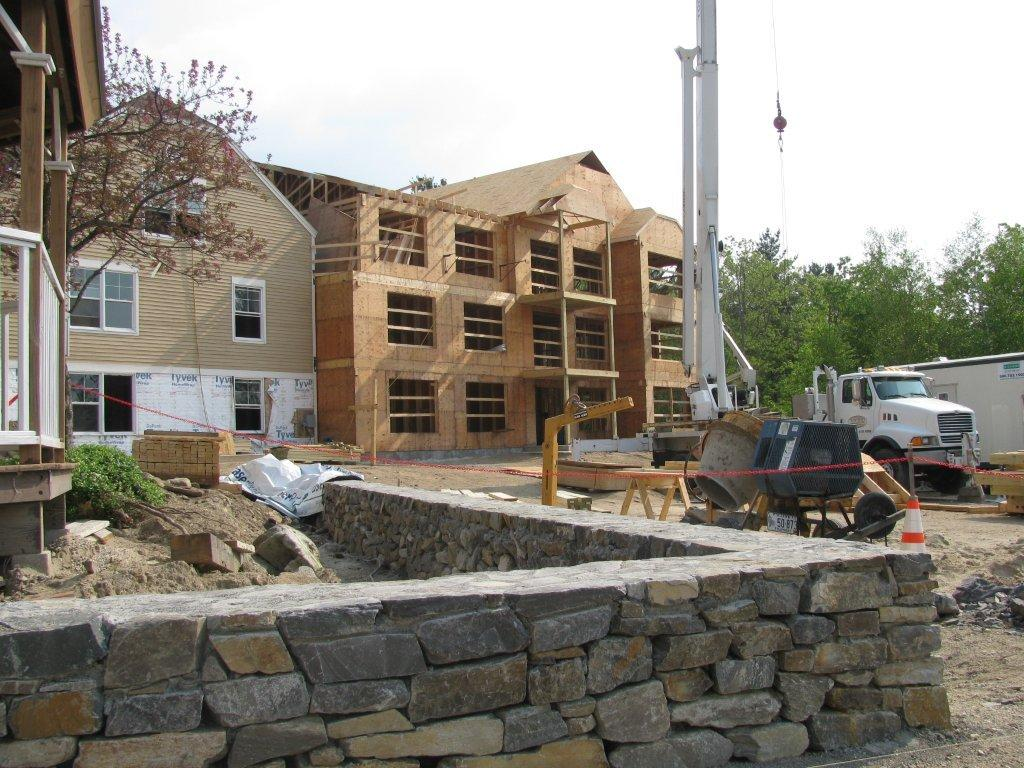 Main Lodge Expansion - June Update