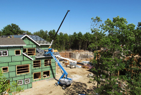 Blueberry Commons Construction Update