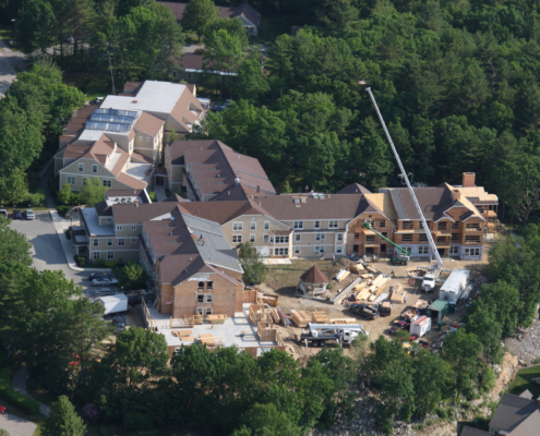 Main Lodge Expansion - August Update