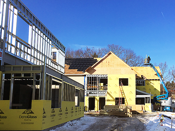 Falmouth House Expansion