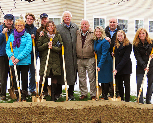 Falmouth House Breaks Ground on New Expansion