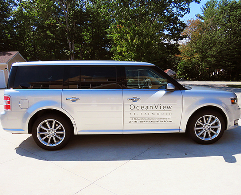 New Vehicles Added to OceanView's Transportation Fleet
