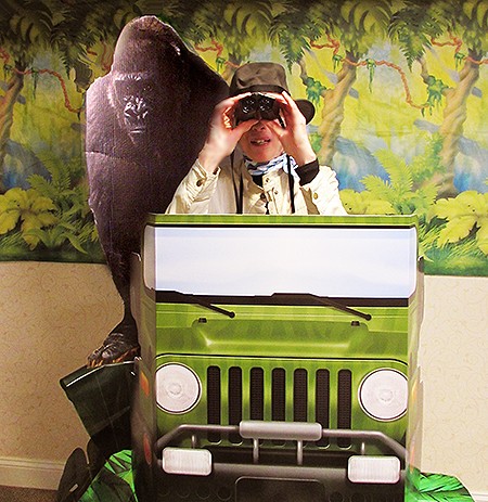 OceanView Celebrates 29 Years With a Jungle Safari!