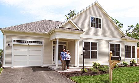 Schoolhouse Cottage A