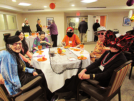 OceanView Celebrates 28 Years With Halloween Bash!