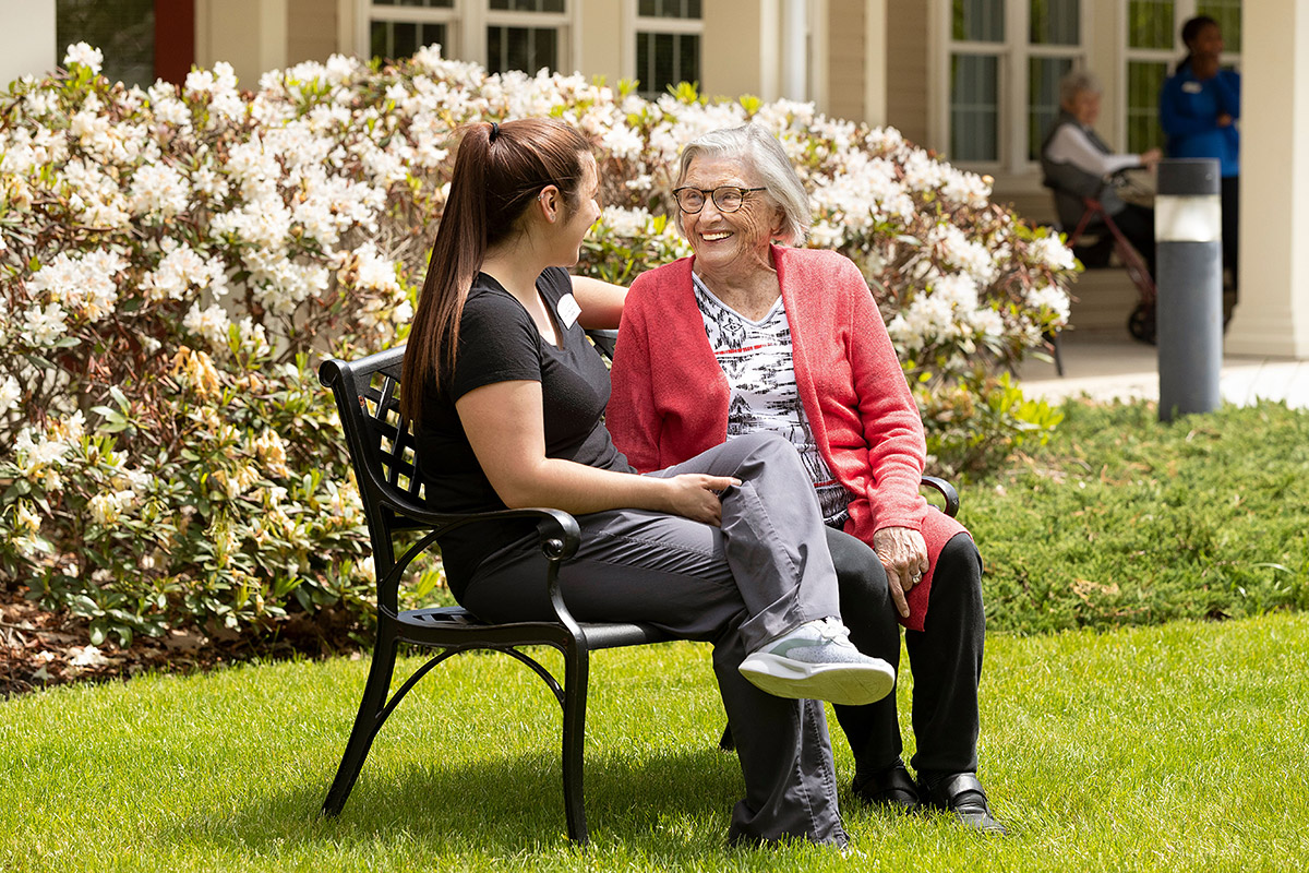 Falmouth House | Assisted Living Community