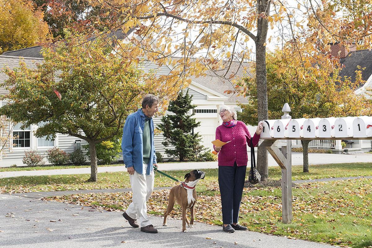 Cottages 2 & 3 | Senior Independent Living