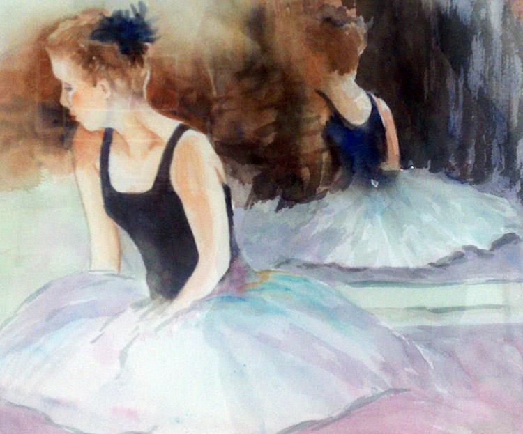 Jane - Painting
