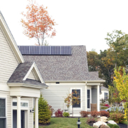 Schoolhouse Cottages | green energy retirement community