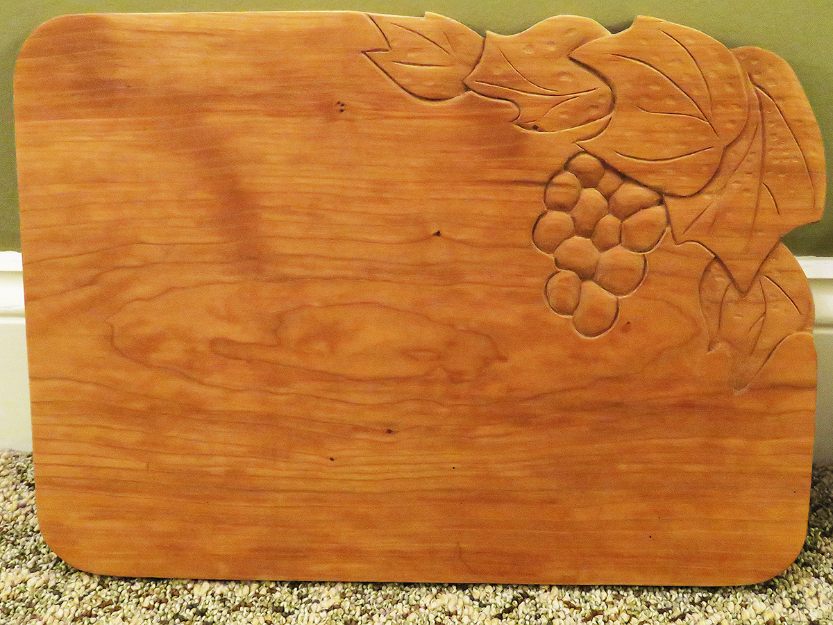 Howard's Cutting Board
