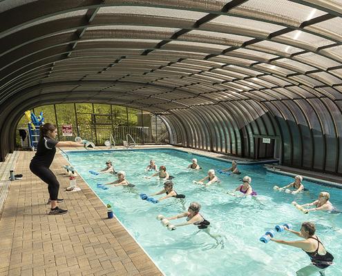 Exercising with Arthritis - Water Aerobics Class