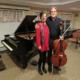 Dana Cunnignham and Max Dyer
