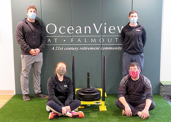 OceanView Fitness Team