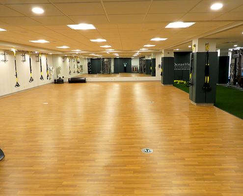 Aerobics Floor