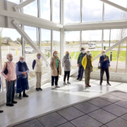 OceanView Residents Tour Children's Museum and Theater of Maine